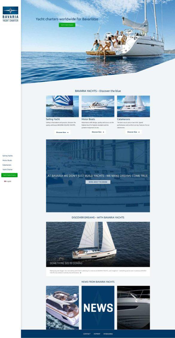1.f Bavaria Yachts - Bavaria Yacht Charter