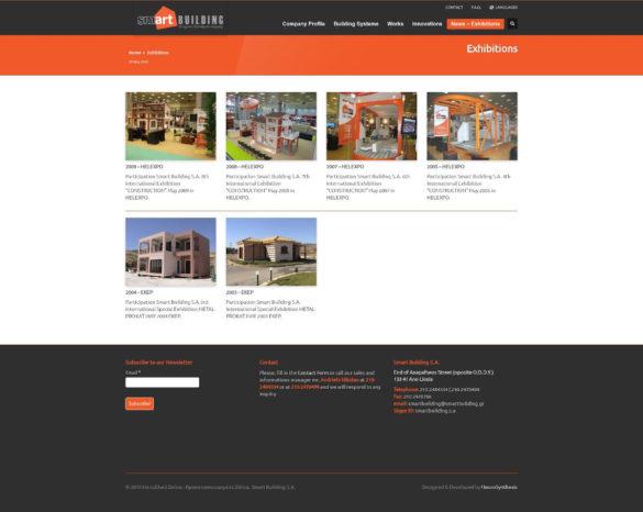 Exhibitions - Smart Building
