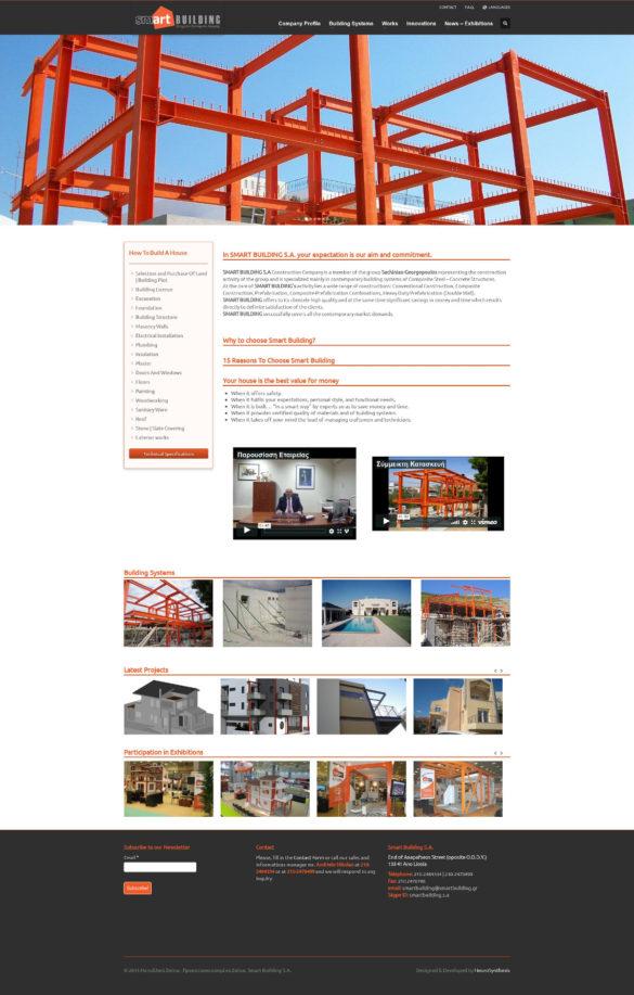 Home - Smart Building
