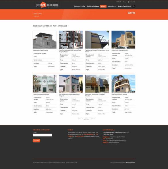 Works - Smart Building